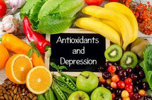 antioxidants depression psychotherapy