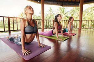 Yoga helps anxiety and depression